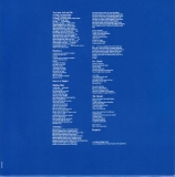 King Crimson : Beat : Inner sleeve front