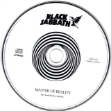 Black Sabbath : Master of Reality : CD
