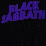 Black Sabbath : Master of Reality : Front cover wo/Obi