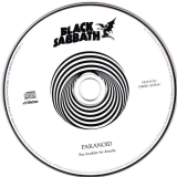 Black Sabbath : Paranoid : CD