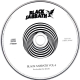 Black Sabbath : Vol.4 :
