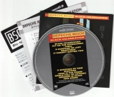 Depeche Mode : Black Celebration : CD & Japanese and English Booklets