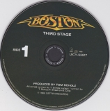 Boston - Third Stage, CD