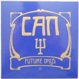 Can - Future Days, Front Cover