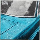 Gabriel, Peter  - Peter Gabriel I (aka Car), Front Cover