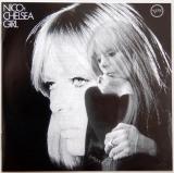 Nico - Chelsea Girl, Booklet cover
