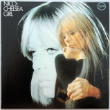 Nico - Chelsea Girl, Front cover