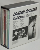 Clash (The) - London Calling Box, Back Lateral View