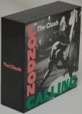 Clash (The) - London Calling Box, Front Lateral View