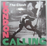 Clash (The) - London Calling, Front cover