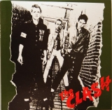 Clash (The) - The Clash, Front Cover