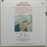 Blunstone, Colin - One Year (+1), Back cover