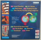 Culture Club - Colour By Numbers , Back cover