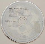 Culture Club - Colour By Numbers , CD
