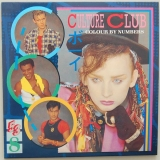 Culture Club - Colour By Numbers , Front Cover