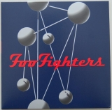 Foo Fighters - The Colour and the Shape, Front Cover