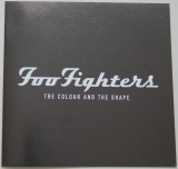 Foo Fighters - The Colour and the Shape, Lyric book