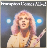 Frampton, Peter - Frampton Comes Alive! (+4), Front Cover