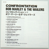 Marley, Bob - Confrontation, Lyric book