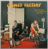 Creedence Clearwater Revival - Cosmo's Factory, Front cover