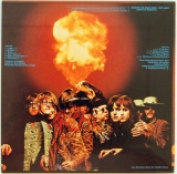Jefferson Airplane - Crown Of Creation +4, Back cover