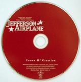 Jefferson Airplane - Crown Of Creation +4, CD