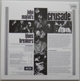 Mayall, John  - Crusade, Back cover