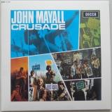 Mayall, John  - Crusade, Front Cover
