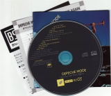 Depeche Mode : Construction Time Again : CD & Japanese and English Booklets