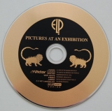 Emerson, Lake + Palmer - Pictures At An Exhibition, CD