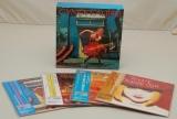 Lauper, Cyndi - She's So Unusual Box, Box contents