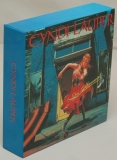 Lauper, Cyndi - She's So Unusual Box, Front Lateral View