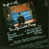 Soft Cell - Non-Stop Erotic Cabaret + 19, second sleeve back