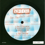 Soft Cell - Non-Stop Erotic Cabaret + 19, original label front