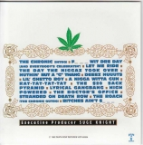 Dr. Dre - The Chronic, Back Cover