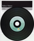 Palmer, Robert : Clues  : CD & Japanese insert