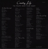 Roxy Music - Country Life, inner sleeve front