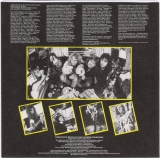 Metallica - Master Of Puppets, Inner Sleeve