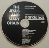 Jesus & Mary Chain - Darklands , CD