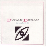 Duran Duran - The Singles 81-85 Boxset, Foldout Insert & Poster