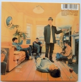 Oasis - Definitely Maybe, Back cover