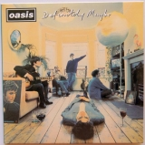 Oasis - Definitely Maybe, Front cover