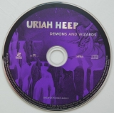 Uriah Heep - Demons and Wizards (+5), CD