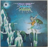 Uriah Heep - Demons and Wizards (+5), Front Cover