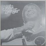 Denver, John  - Evening With John Denver, Lyric book
