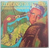 Eddie & The Hot Rods - Teenage Depression, Front cover