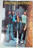 Eddie & The Hot Rods - Teenage Depression, Poster