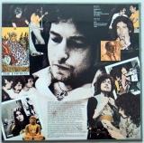 Dylan, Bob - Desire, Back cover