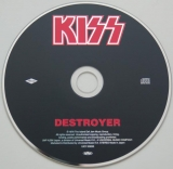 Kiss - Destroyer, CD