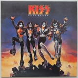 Kiss - Destroyer, Front Cover